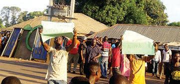 Kogi election protests