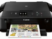 Canon PIXMA MG5721 For Mac, Windows, Linux
