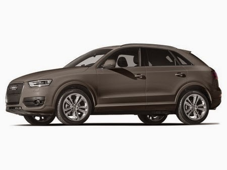 2015 Audi Q3 Luxury Crossover