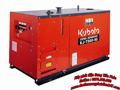 Máy phát điện Kubota 30kva KJ-T300