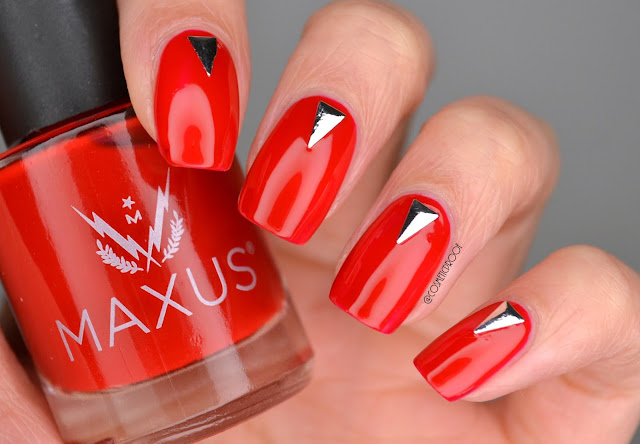 Maxus Nails Inspired Swatch