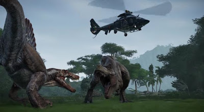 Make Quick Money, Jurassic World Evolution, Dinosaurs
