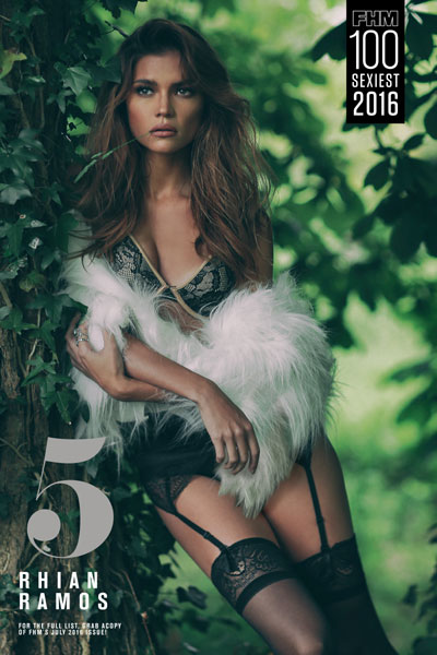 Fhm 100 Sexiest 2016 Top 5 Women - The Daily Talks-4516