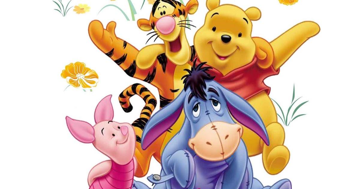 15 Desenhos Coloridos Do Ursinho Pooh Para Imprimir Melhores