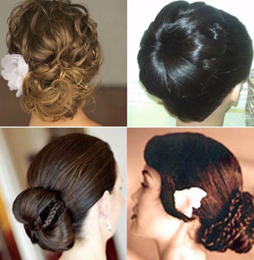 Indian Bridal Bun: Indian Bridal Hair Accessories 2011(2)