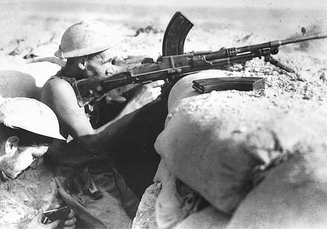10 April 1941 worldwartwo.filminspector.com Australian troops Tobruk
