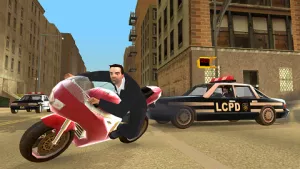 GTA Liberty City Stories Mod Apk Unlimited Money for android