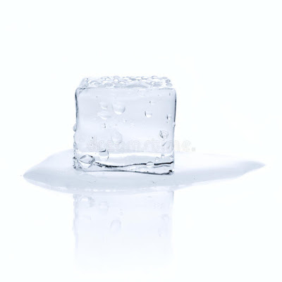 ice cube for back pain