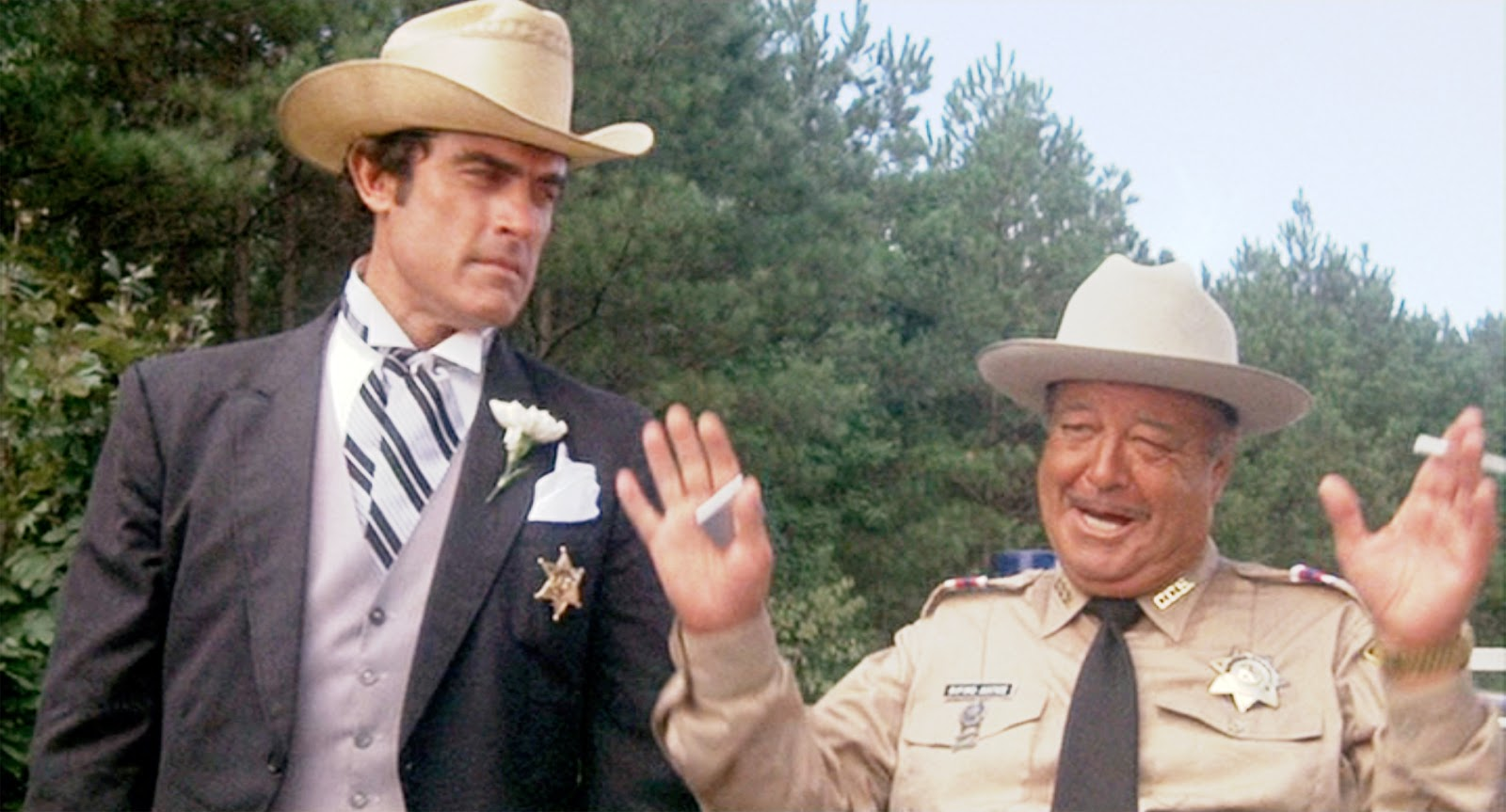 Image result for mike henry in smokey and the bandit