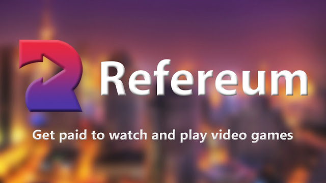 Dự án Refereum - ICO lĩnh vực game giải trí
