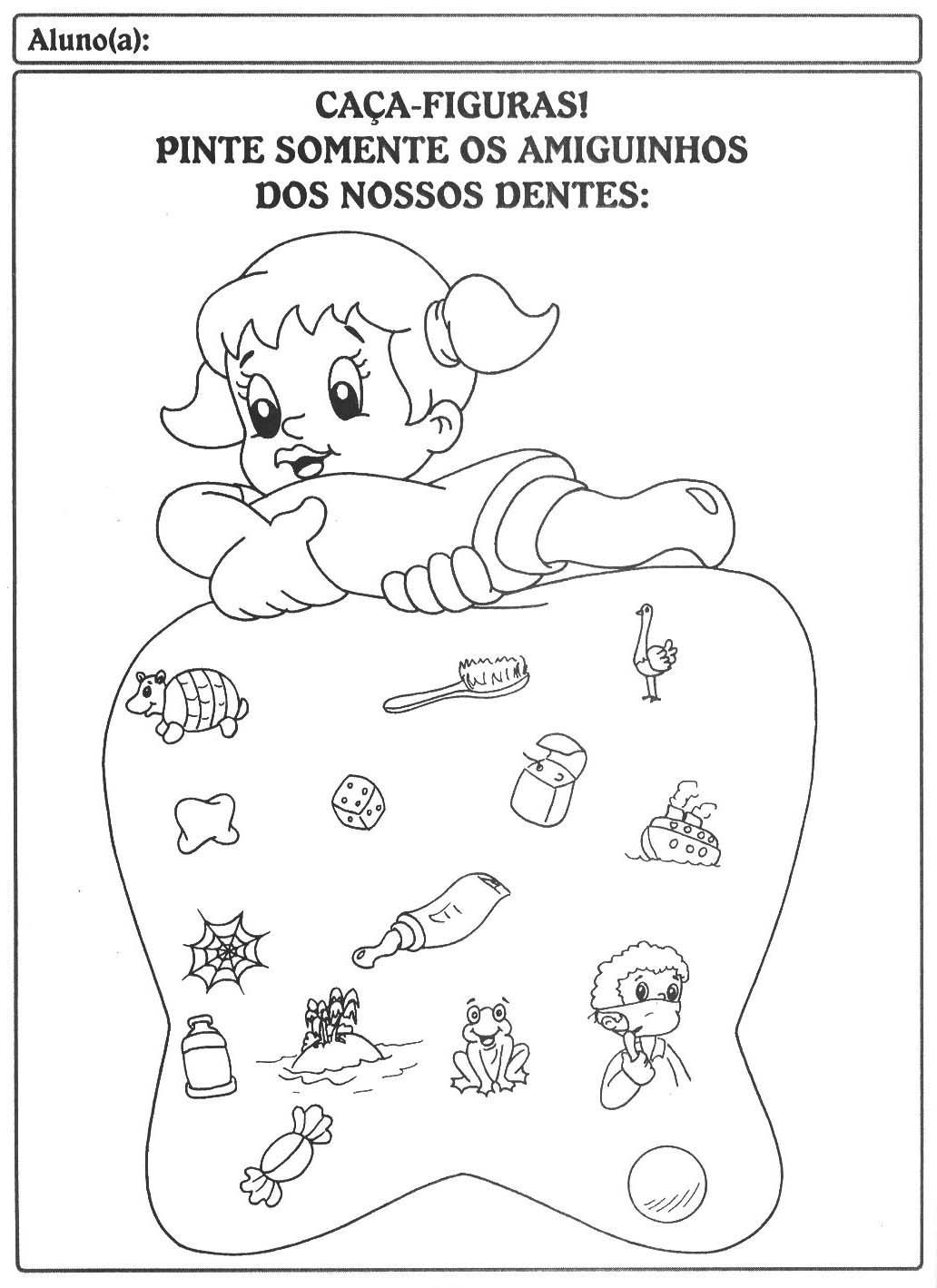 Suficiente sequência didática higiene e saúde para crianças - Sequências  AJ43