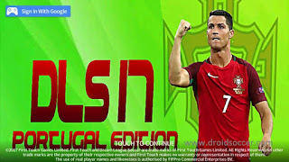 DLS v4.10 Portugal Edition Android