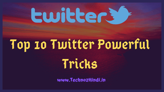 Top 10 Useful Twitter Tips