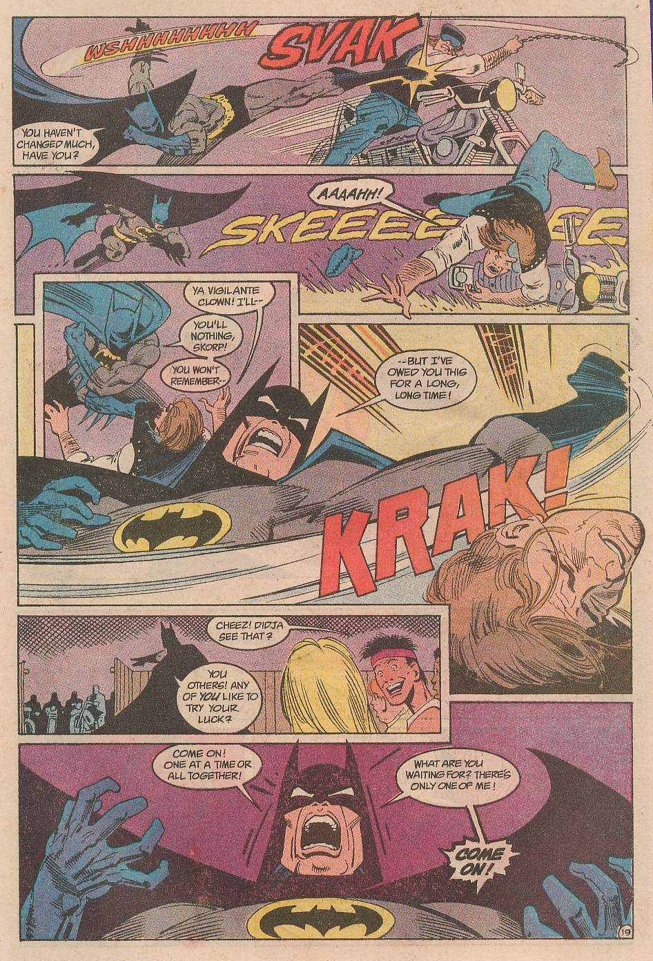 Detective Comics (1937) 614 Page 19