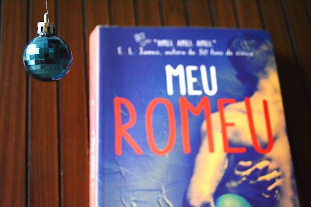 Resenha Livro Meu Romeu