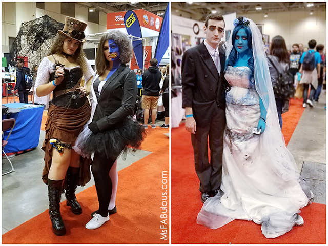 two face girl cosplay