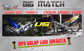 Video Hasil Race Sonic AGK VS Nova Dash D2M