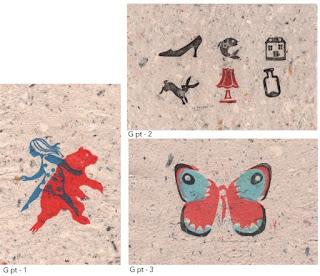 cours de dessin, couleur, livre, linogravure, modelage