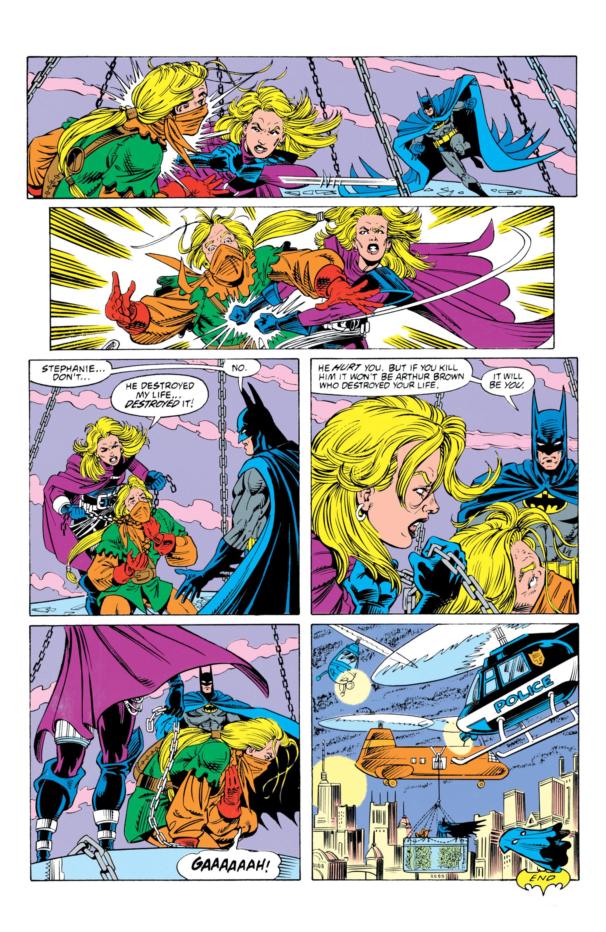 Detective Comics (1937) 649 Page 22