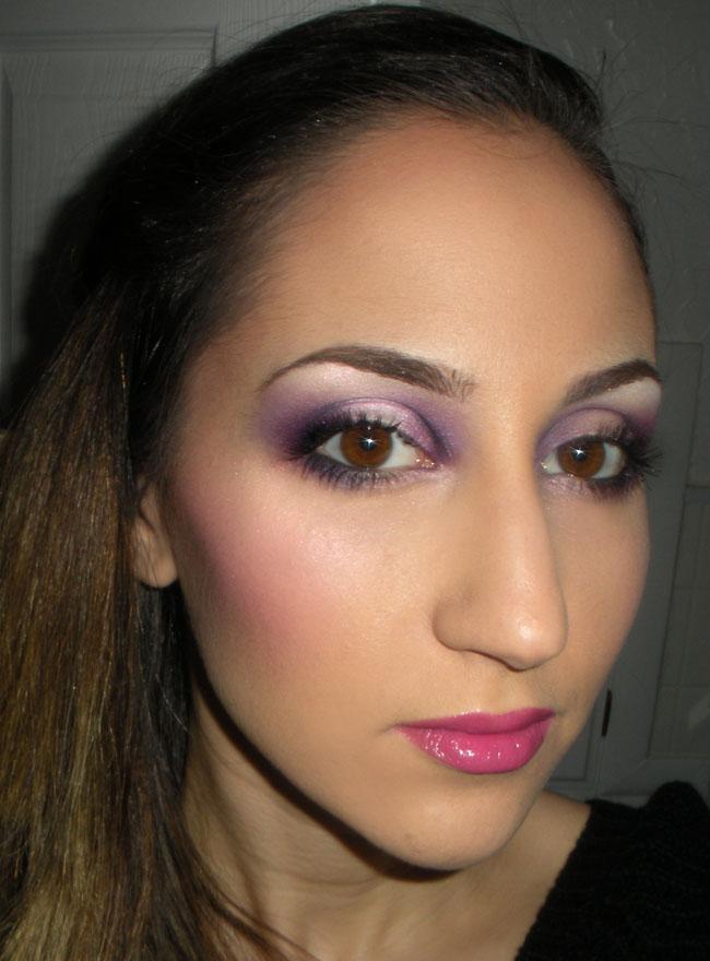 Makeup Tips Mac Archie S Girls Fotd Spoiled Rich Quad