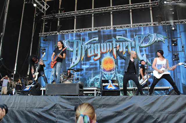 DragonForce, Leyendas del Rock 2016