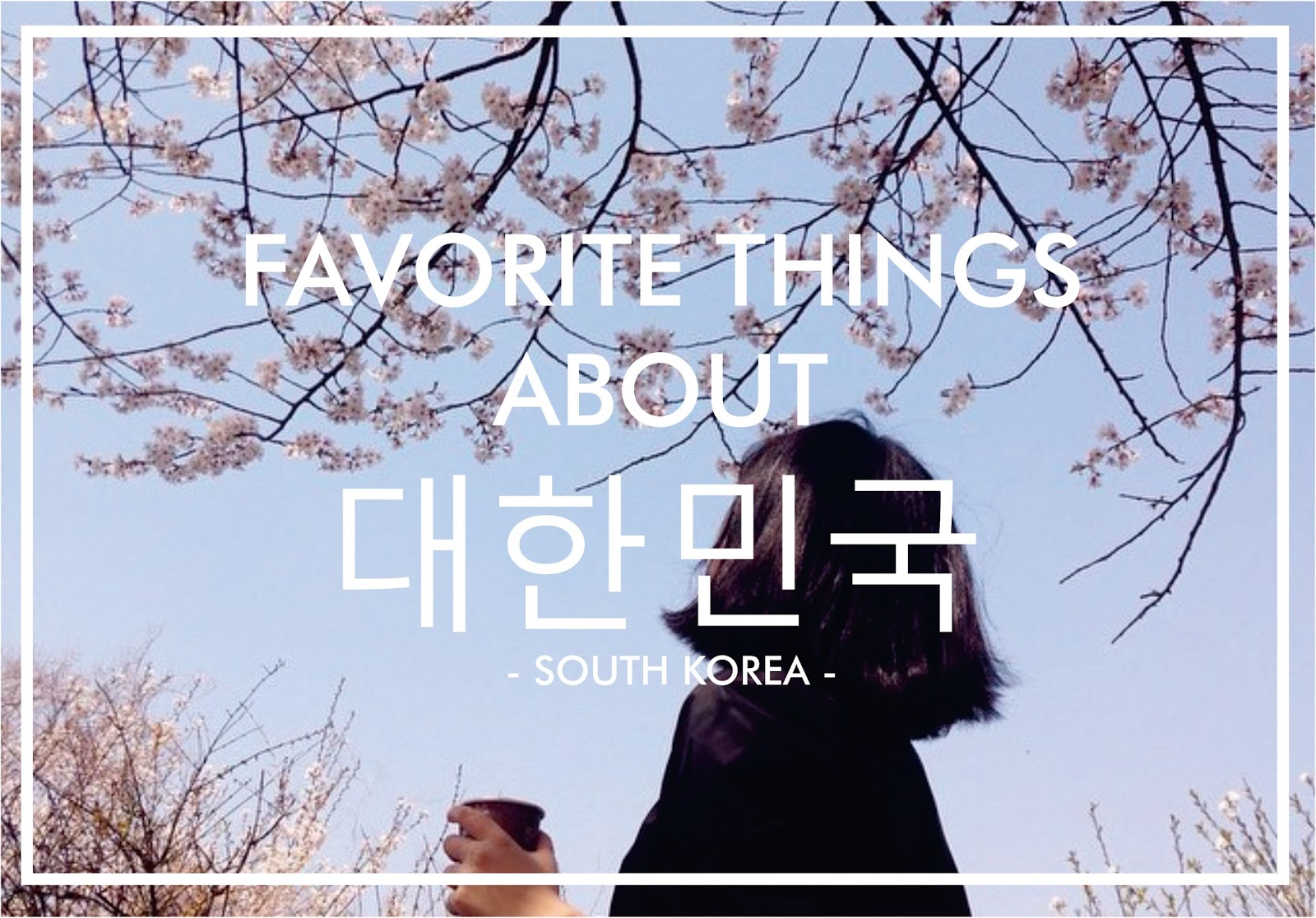 About South Korea My Favorite Things About South Korea Mind Blowing