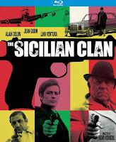 The Sicilian Clan Blu-ray
