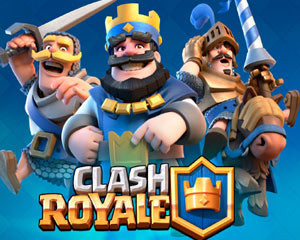 Cara Bermain Game Clash Royale di Android