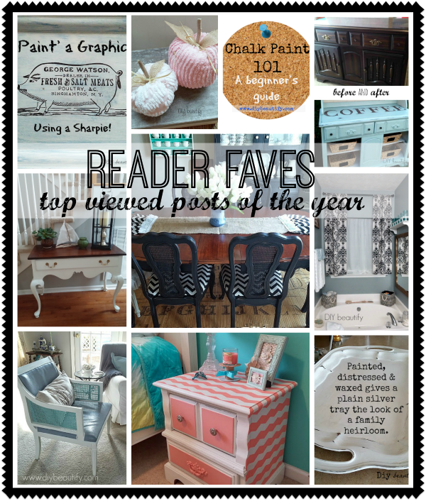reader favorite posts at www.diybeautify.com