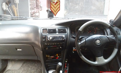 Interior Great Corolla