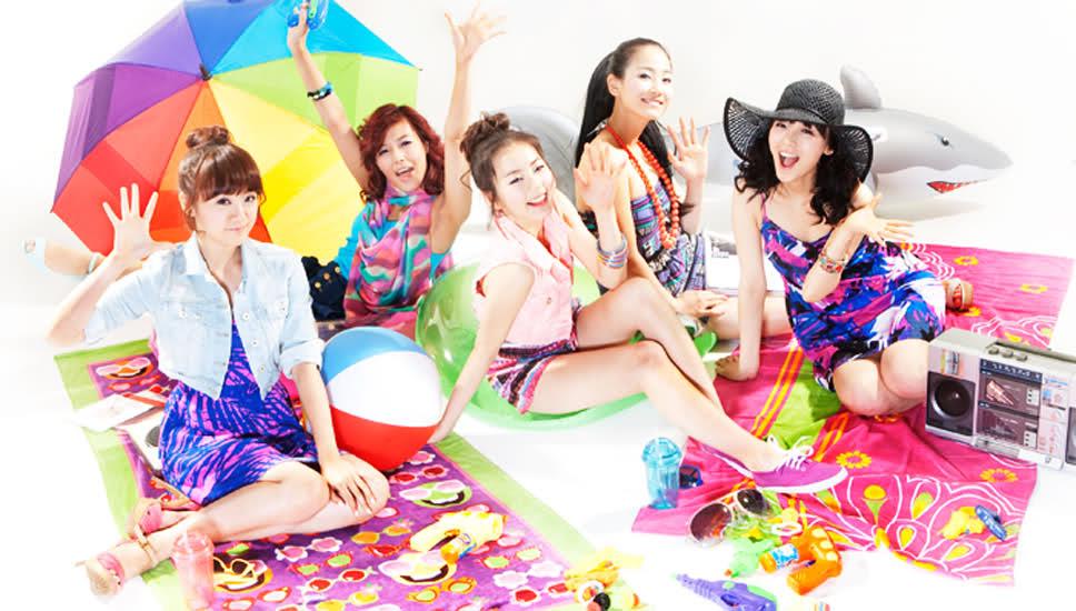 Anti Kpop-Fangirl: Summer 2015 hits