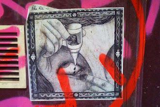 Sunday Street Art : Pole Ka - rue Dénoyez - Paris 20