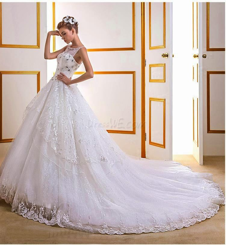 Dresswe 2014 Cheap Wedding Dresses Online Promotion