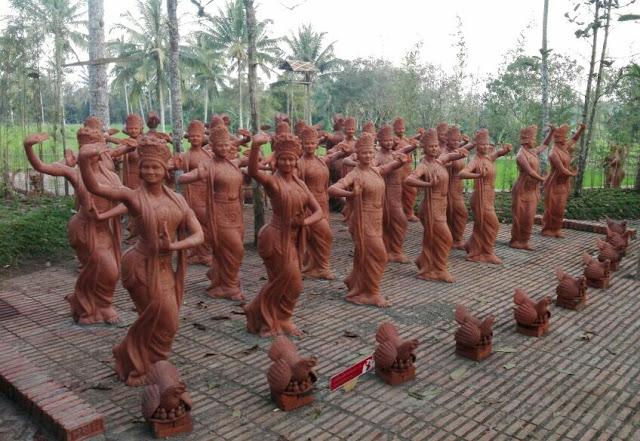 Ide Taman Gandrung Terakota dari Terracotta Warrior and Horses di Tiongkok