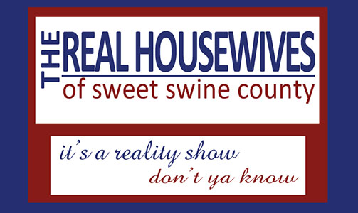 Remember they are REAL housewives!