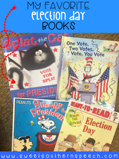 My favorite Election Day books