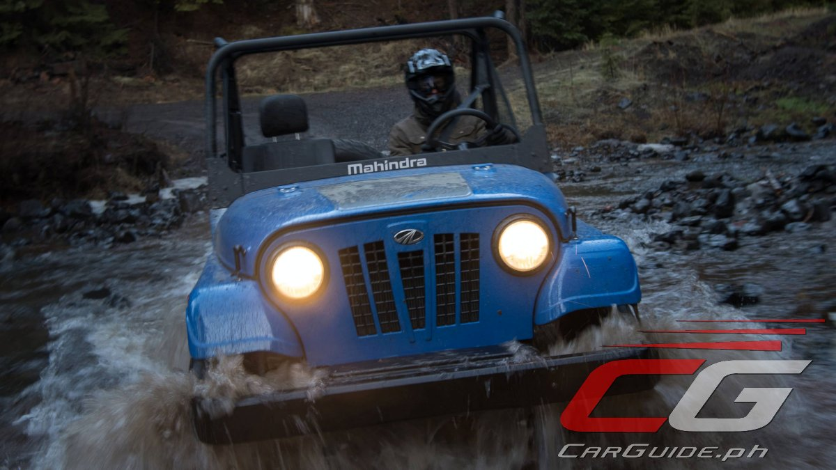 Mahindra Launches Budget Diesel Powered Jeep Wrangler