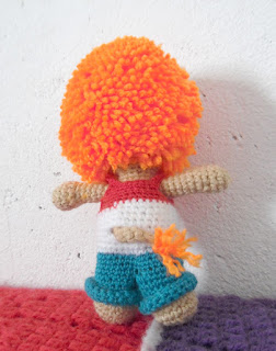 Crochet Amigurumi Lion
