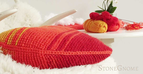 Buy nice yarn and begin a new crochet project