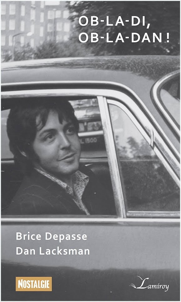 Le voyage de Dan Lacksman à la rencontre des Beatles en 1968
