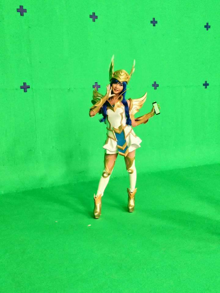 Alodia Gosiengfiao As Freya