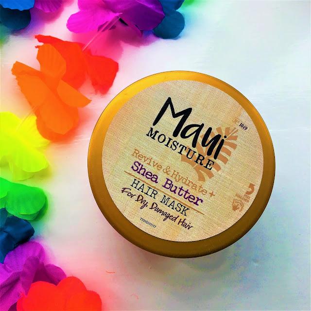 Maui Moisture Revive & Hydrate Shea Butter Hair Mask