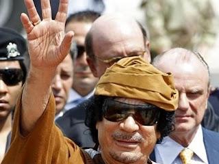 Gaddafi Palm Reading Palmistry
