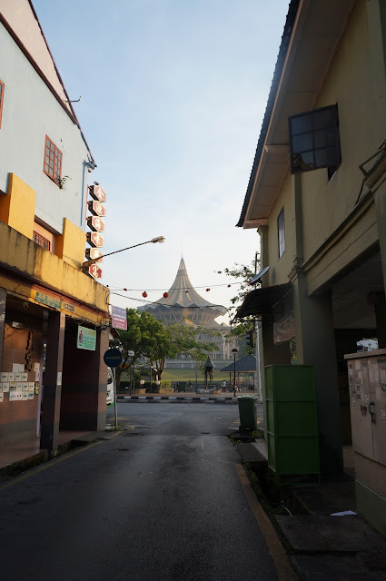 Dewan, Waterfront Kuching, Sarawak, Malaysia