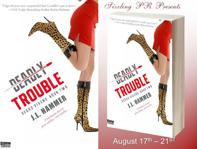Book Spotlight: Deadly Trouble by JL Hammer