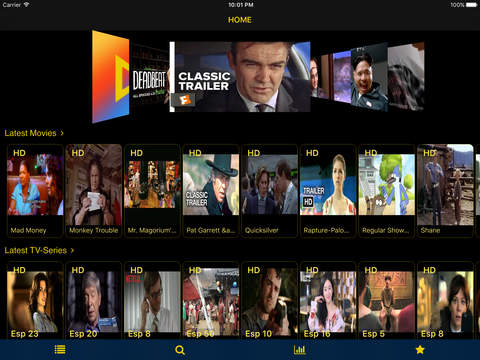 watch movies free ios