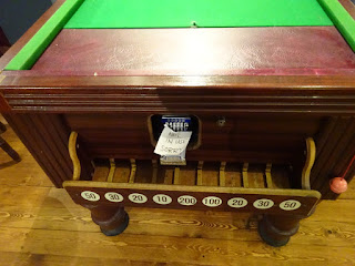 Bar Billiards at The Smithfield Market Tavern in Manchester