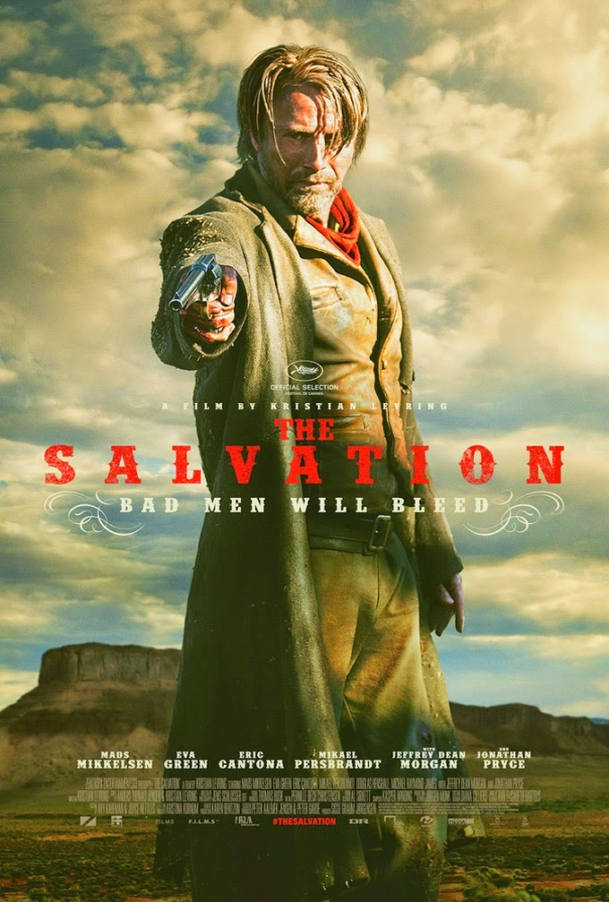 The Salvation (2014) DVDRip ταινιες online seires oipeirates greek subs