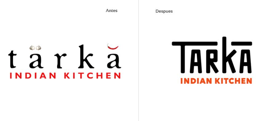 Tarka Indian Kitchen San Antonio Menu