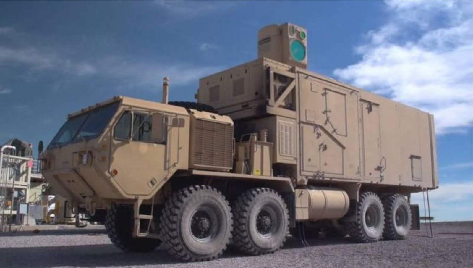 Truk laser dengan fitur lengkap diharapkan AS diterima tahun 2020